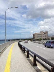 2012年7月の沖縄